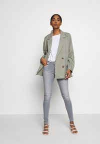 Pepe Jeans - PIXIE - Jeans Skinny Fit - grey denim - 1