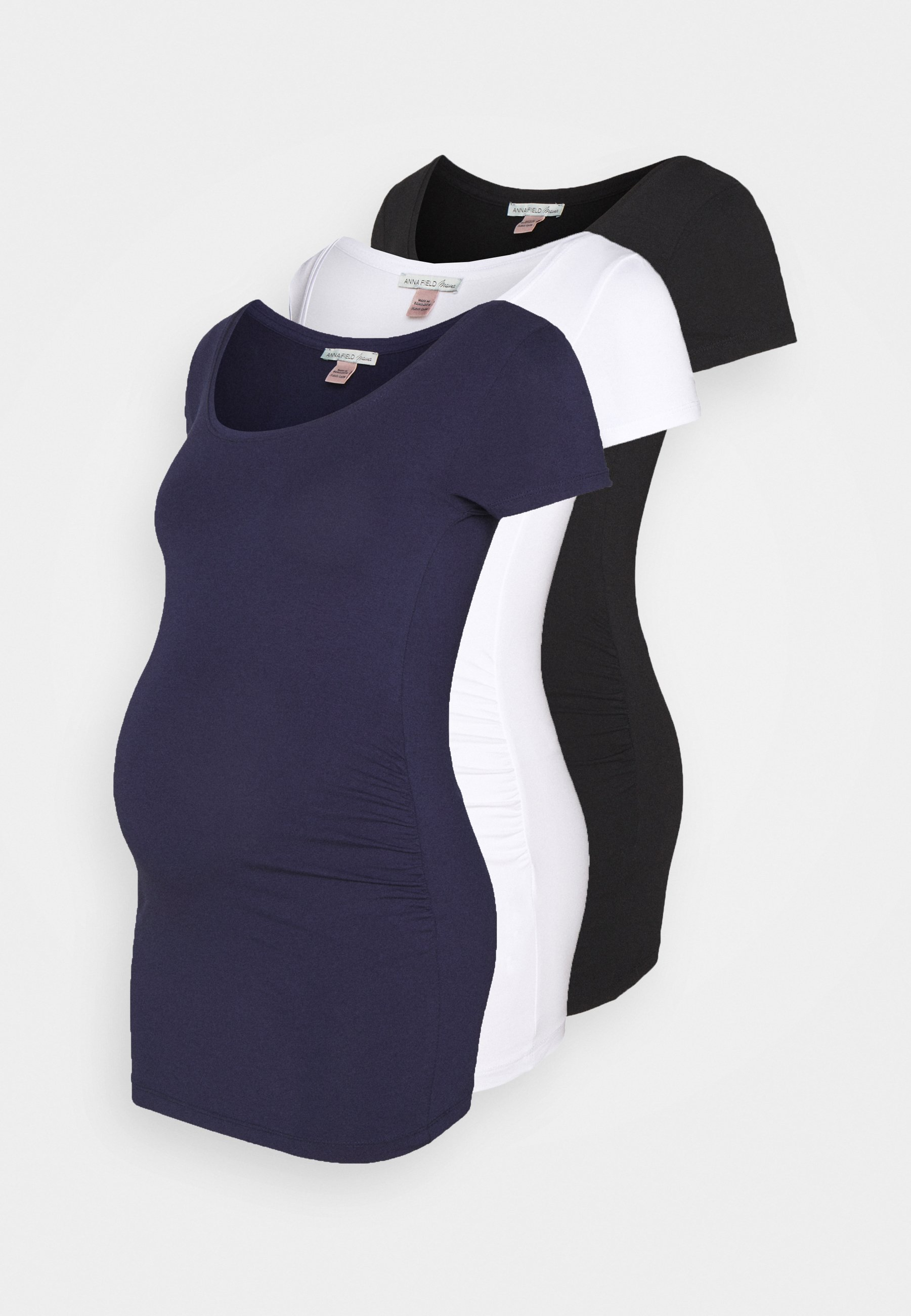 Donna 3 PACK - T-shirt basic
