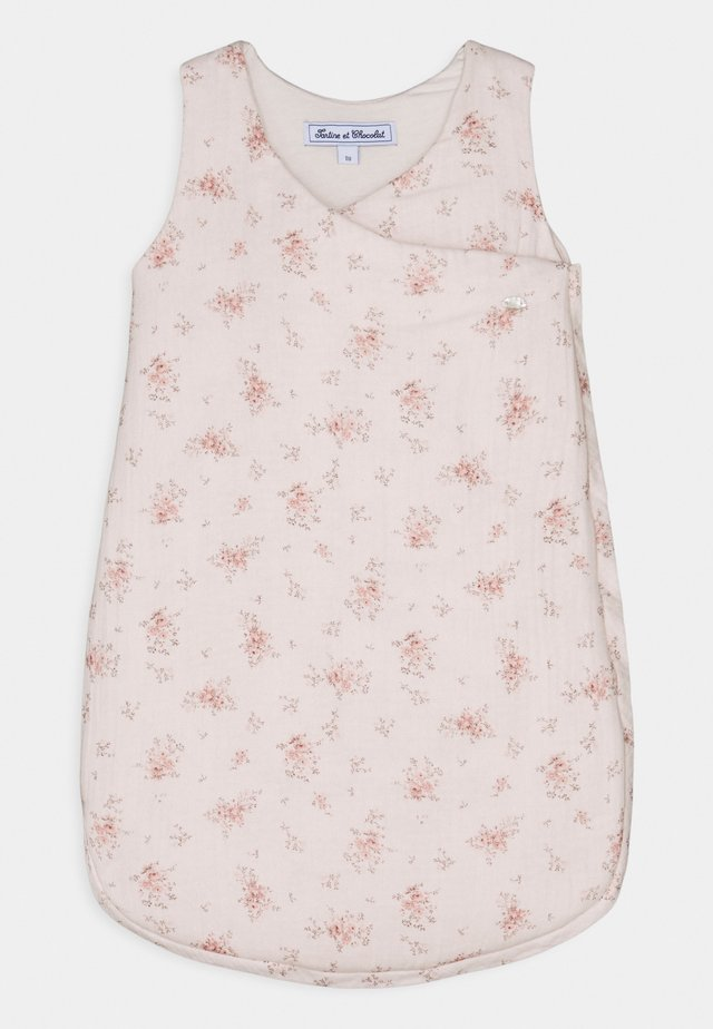 TURBULETTE - Pijama saco - rose pale