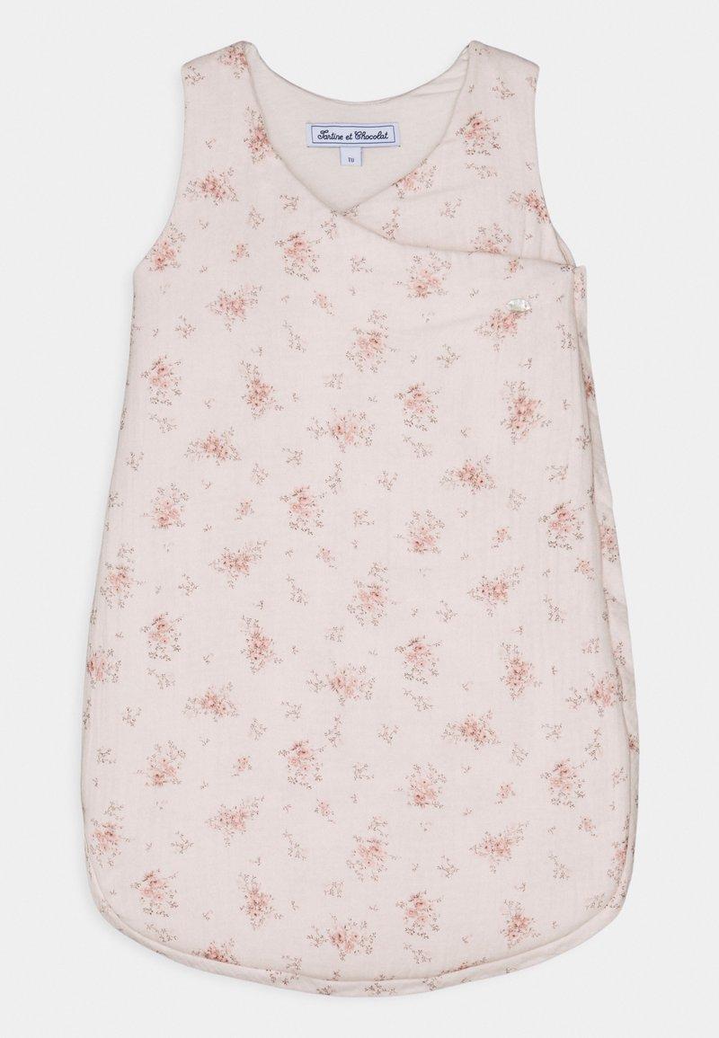 Tartine et Chocolat - TURBULETTE - Baby's sleeping bag - rose pale