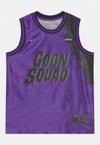 Nike Performance - UNISEX - Sportshirt - hyper grape/wolf grey - 0