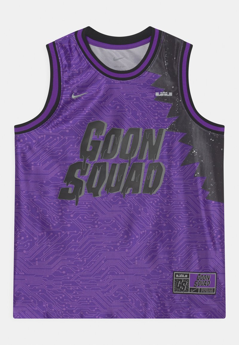 Nike Performance - UNISEX - Sportshirt - hyper grape/wolf grey