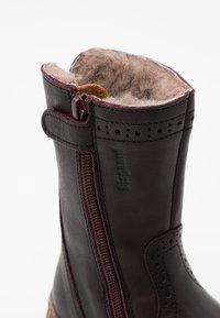 Bisgaard - FREDERIKKE - Zimní obuv - bordeaux - 5