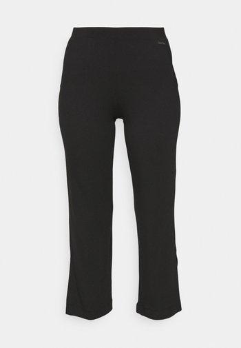 SOPHISTICATED SLEEP PANT - Pyjama bottoms - black