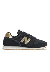 New Balance - Baskets basses - black/gold - 2