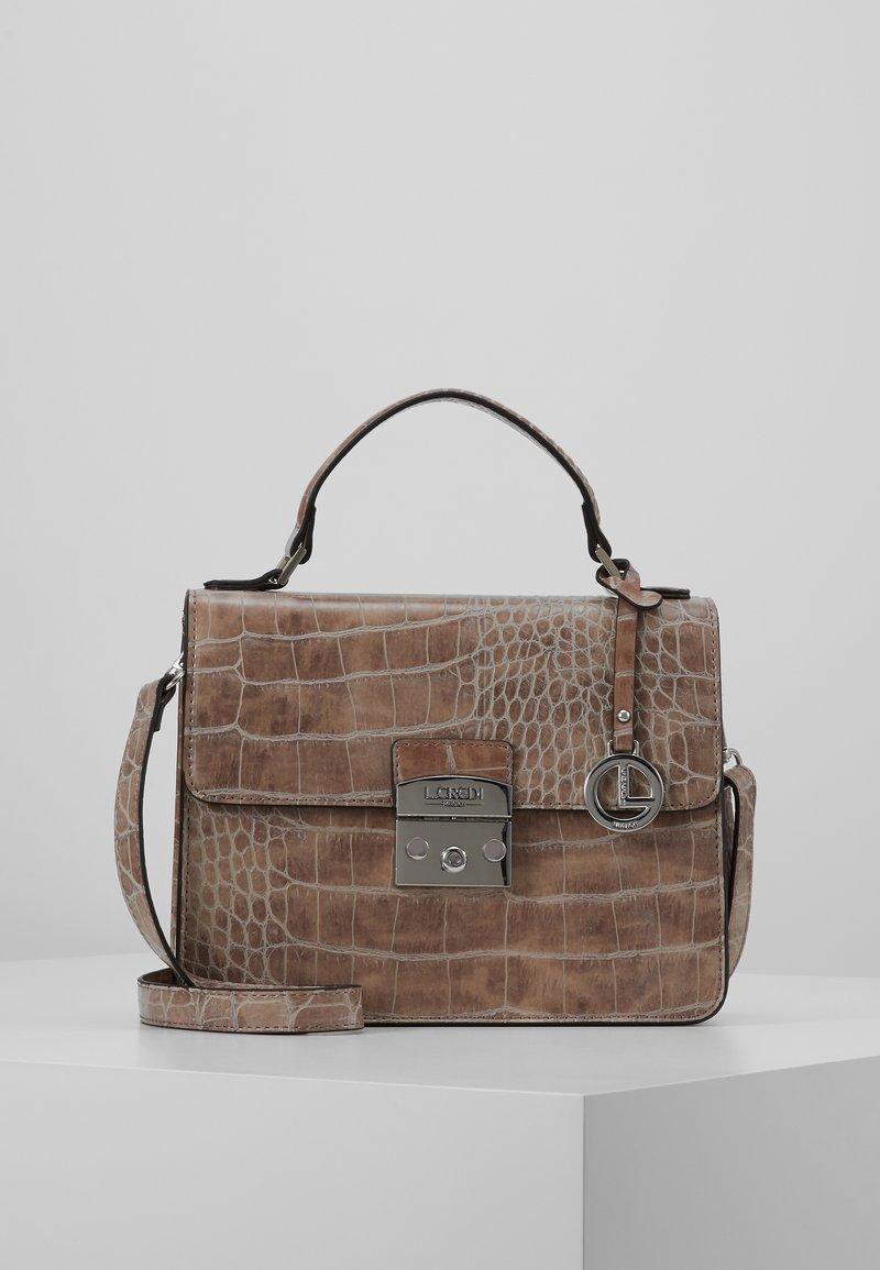 L. CREDI - FEODORA - Handbag - taupe