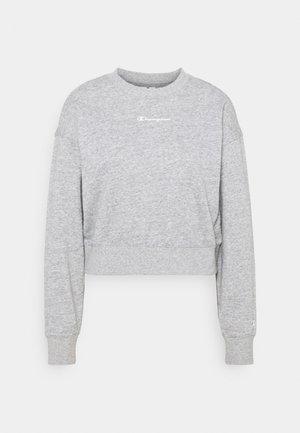 CREWNECK - Bluza - grey melange