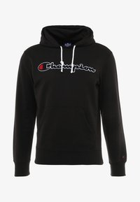 Champion - HOODED  - Hoodie - black - 4