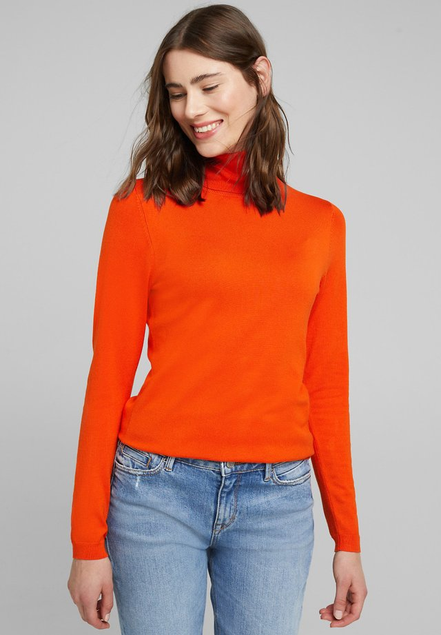 Trui - rust orange