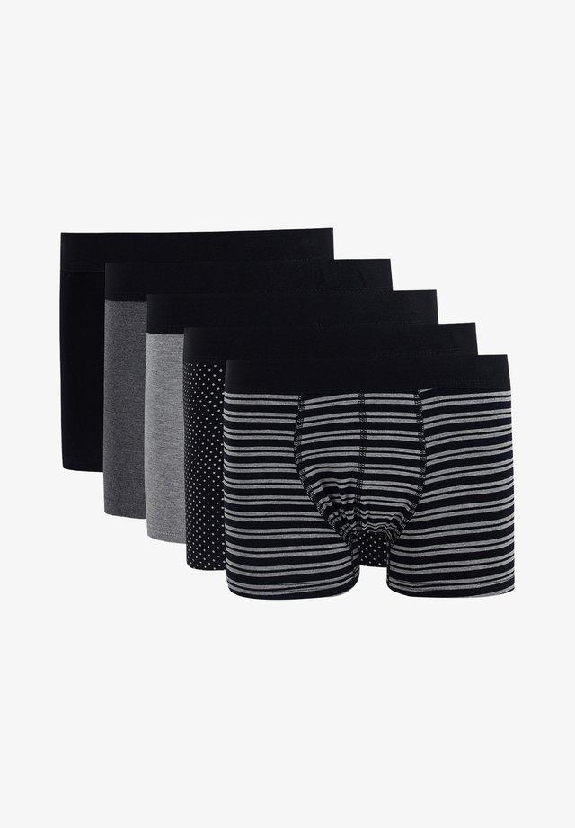 5 PACK - Culotte - grey