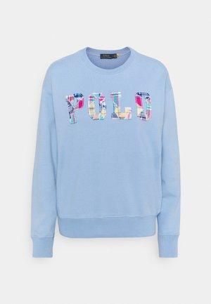 Sweater - chambray blue