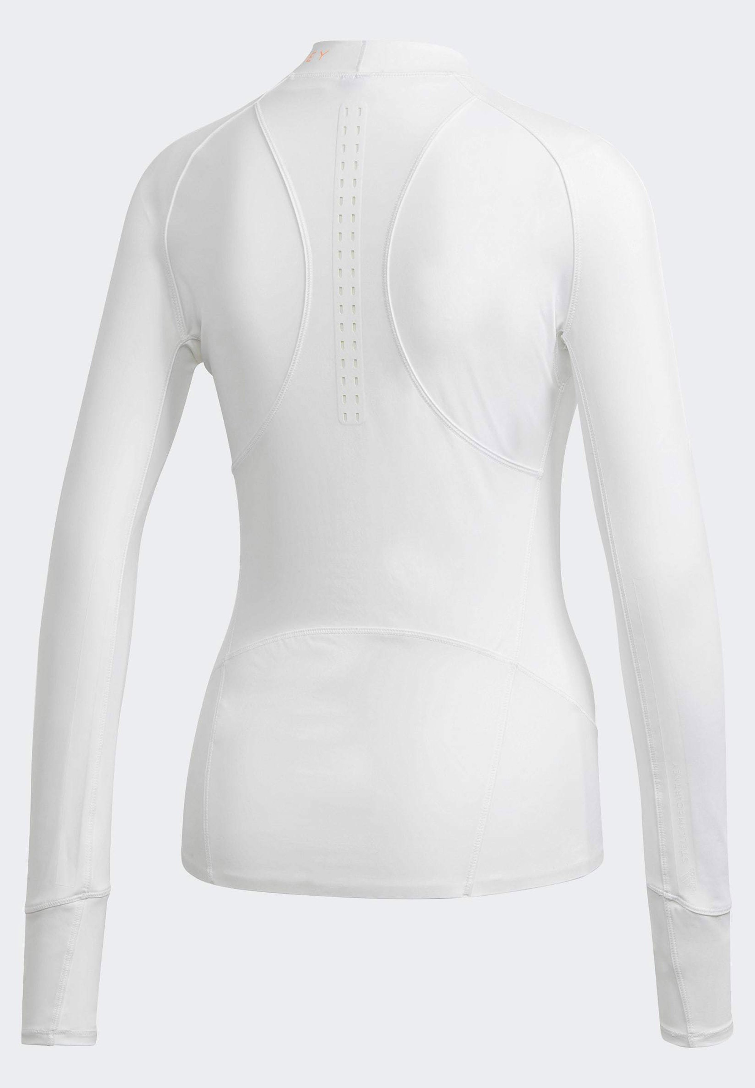adidas by Stella McCartney Long sleeved top - white V1QRP