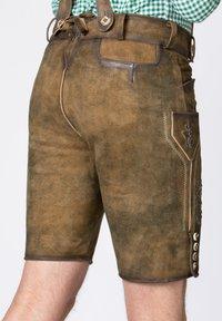 Stockerpoint - BEPPO - Shorts - brown - 5