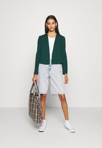 Vero Moda - VMJANEY - Blazer - dark green - 1