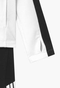 Nike Sportswear - TRACKSUIT SET - Trainingspak - black/white - 5