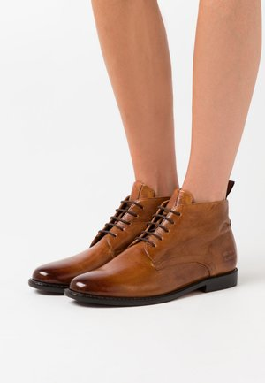 SELINA - Ankle boots - tan