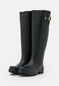 Coach - RILEY RAIN BOOT - Wellies - black - 2