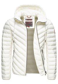 Navahoo - FEY-TUN - Winter jacket - weiß - 3