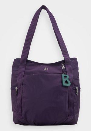 VERBIER VLEXA SHOPPER - Handbag - purple