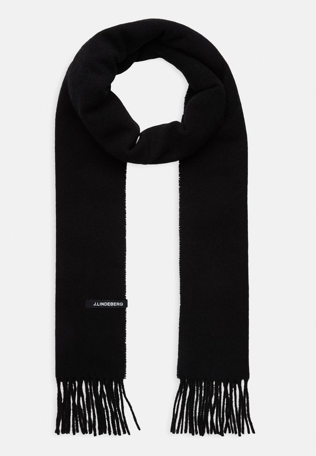 CHAMP SOLID SCARF - Écharpe - black