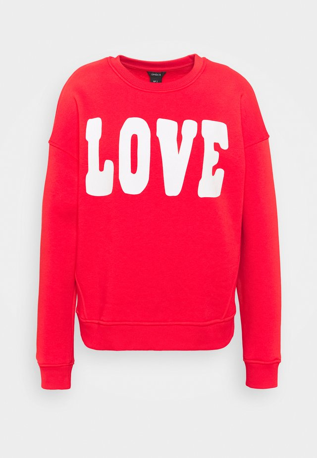 MARILYN - Sweater - red