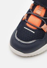 Superfit - STORM - Trainers - blau/orange - 5