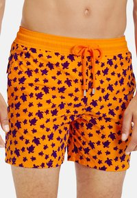 Vilebrequin - Swimming shorts - orange - 2
