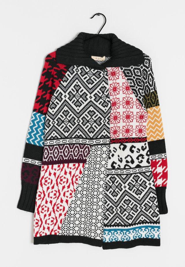 Winterjas - multi-colored