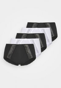 Marks & Spencer London - 5 PACK - Pants - black - 4