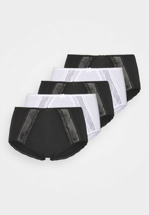5 PACK - Pants - black