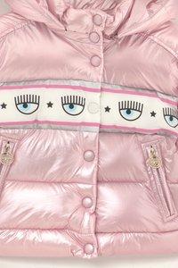 CHIARA FERRAGNI - BANDA MAXI - Winter jacket - rosa fairy tail - 3