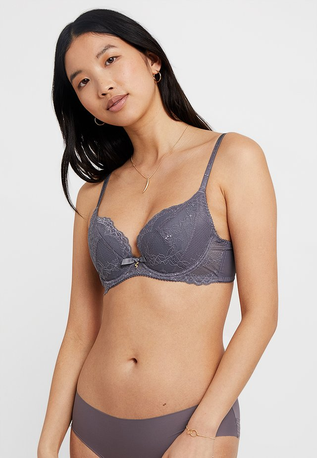 LACE - Push up -rintaliivit - platinum