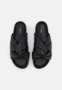 Filippa K - BREA PLATFORM  - Pantofle - black - 4