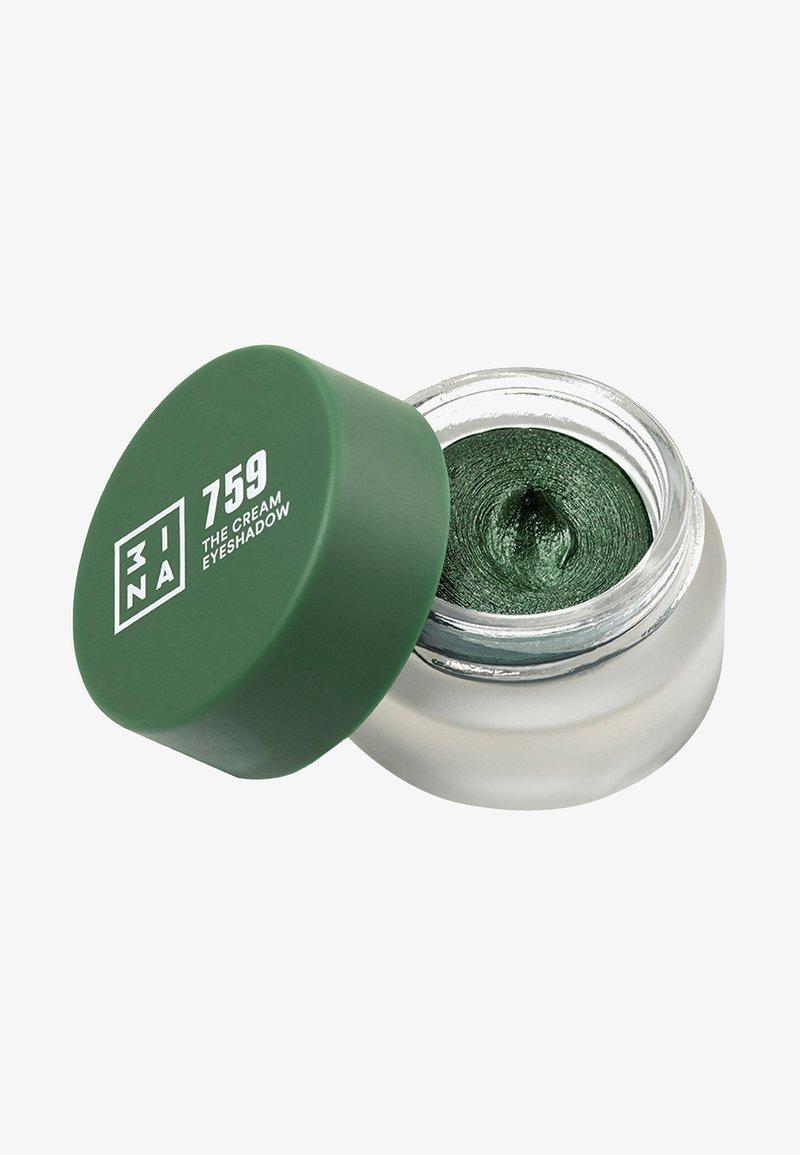 3ina - THE CREAM EYESHADOW - Eye shadow - 759 olive green