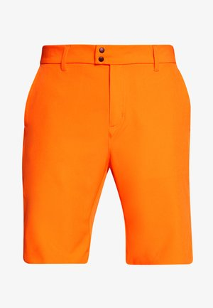 ENGEN - Spodnie materiałowe - dark orange