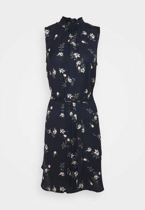 VMFALLIE SMOCK DRESS - Denní šaty - navy blazer/newhallie