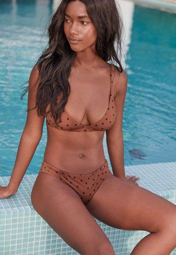 TRIANGLE TWO PACK - Bikini top - multi-coloured