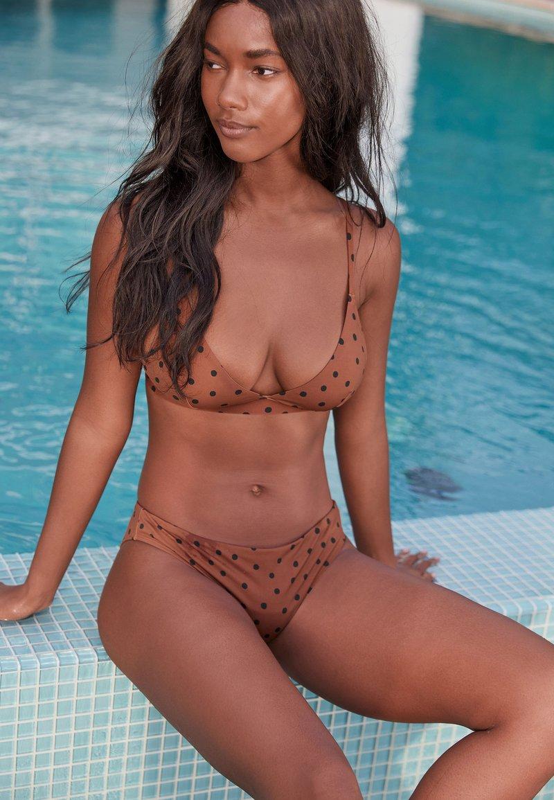 Next - TRIANGLE TWO PACK - Bikini top - multi-coloured