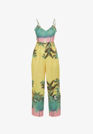 Overal - tropical print