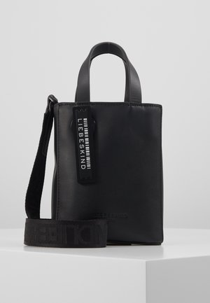 PAPERBXS - Håndveske - black