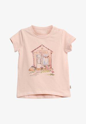 MY HOUSE - T-shirt print - powder