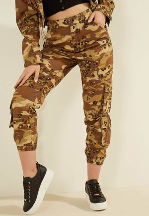 Trousers - camouflage