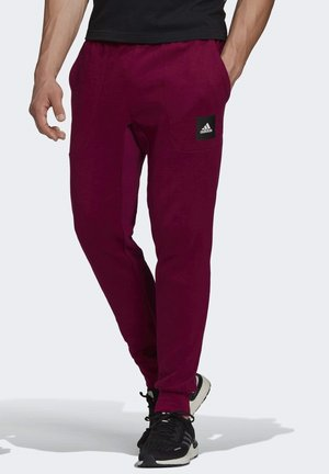 MUST HAVES STADIUM TRACKSUIT BOTTOMS - Tracksuit bottoms - purple