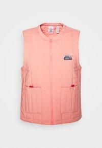 adidas Originals - SPORTS INSPIRED REGULAR VEST - Bodywarmer - trace pink - 4