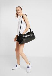 Reebok - GRIP - Sports bag - black - 5