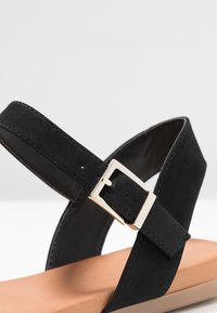 Call it Spring - KASSIAN - Sandály - black - 2