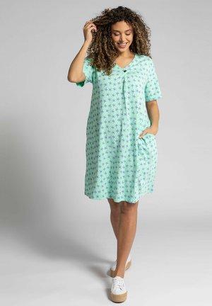 Day dress - helles minze