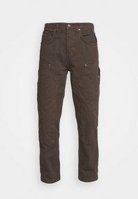 Jaded London - CARPENTER - Cargo trousers - brown - 3