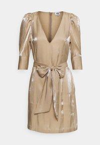 Twist & Tango - EIRA DRESS - Cocktail dress / Party dress - sand - 0