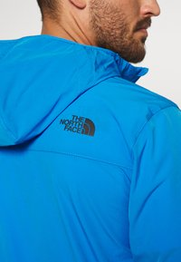 The North Face - MENS NORTH DOME STRETCH JACKET - Větrovka - clear lake blue - 6